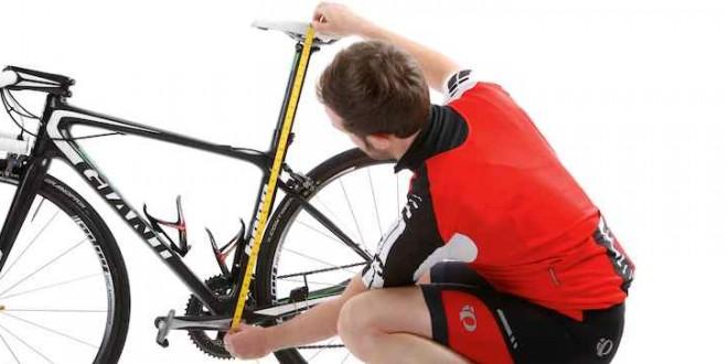 Comment calculer la hauteur de selle de son vélo ?