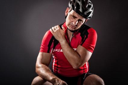 cyclisme douleur