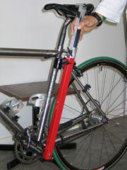 hauteur selle vélo