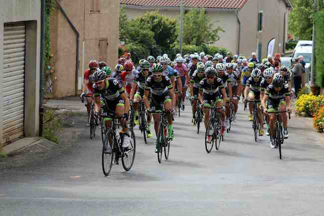 équipe BAC Cyclisme