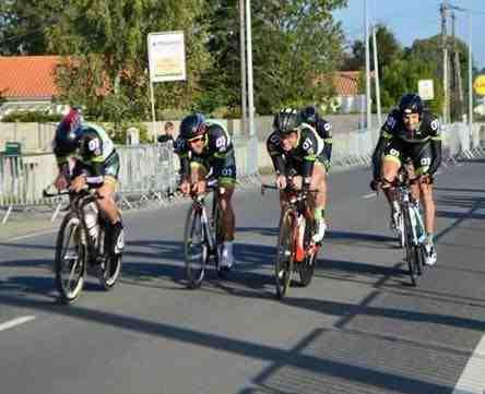 clm par équipe cyclisme bac